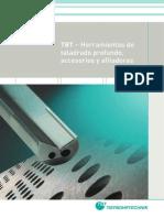 Katalog Tiefbohrwerkzeuge Spanisch