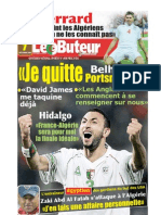 LE BUTEUR PDF du 07/12/2009