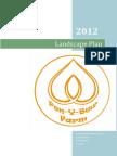 Penybwr Landscape Plan