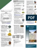 bulletin august 23-2014