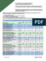 Ece Course Schedule Gatech 2014