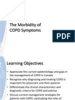 Morbidity of COPD Symptoms