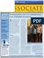 The Associate Newsletter - Fall 2014