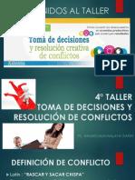 4 °TOMA DE DECISIONES Y RESOLUCION DE CONFLICTOS.pptx