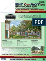 Central Wisconsin APARTMENT ConNeXTion Rental Guide - September 2014
