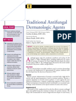 Traditional Anti Fungal logic Agents