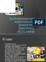 Neuromarketing Kinestesico – Marketing Emocional