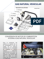 Felipe.motor a Gas Natural