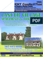 Coulee Region APARTMENT ConNeXTion Rental Guide - September 2014