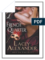 Lacey Alexander- Barrio Francés Fuego en La Ciudad I - Las Ex 197