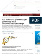 03 - Artigo 2012 - Inconstitucionalidade Da Lei