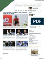 Sport _ Toute l'Actualité Sur Le Monde.fr