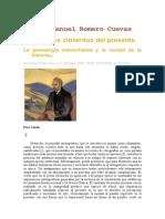 Los Frágiles Cimientos Del Presente - Romero Cuevas