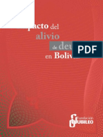 Impacto Alivio Deuda Bolivia