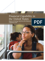 Financial Capability in the United States