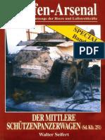 Waffen Arsenal - Special Band 32 - Der mittlere Schützenpanzerwagen (Sd.Kfz. 251)