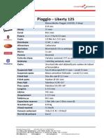 Piaggio Liberty 125