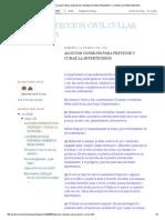 Proteccion Civil Cullar Vega_ Algunos Consejos Para Prevenir y Curar La Hipertensión