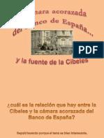Cámara acorazada del Banco de España