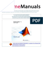 User Manual Matlab Datafeed Toolbox 3 e