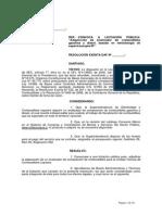 Convoca Licitación Publica Analizador de Composición de Combuistibles Gasolina y Diesel