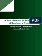 Tenpa, L & Tempa, T_2013_A Brief History of Establishment of Buddhism in Monyul