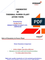 Thermal Power Plant Water Chemistry