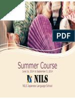 Summer Course2014