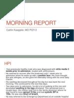 Poststreptococcal Glomerulonephritis 08.20.2014