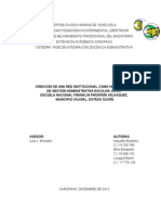 Proyecto Fase Administrativa