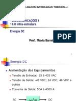11.0 Infra-estrutura - Energia DC