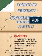 Curso Bíblico LAS 12 PIEDRAS FUNDAMENTALES Resumen Clase 06b Personajes Bíblicos
