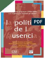 Johnson2005_La Política de La Ausencia Elecciones Uru 2004-5