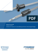 Thomson Glide Screw Catalog