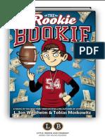 Rookie Bookie by L. Jon Wertheim, Tobias Moskowitz (Excerpt)