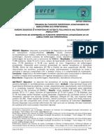 Diagnósticos de Enfermagem Em Pacientes Hipertensos Acompanhados Em Ambulatório Multiprofissional _ Calegari _ Revista de Enfermagem Da UFSM