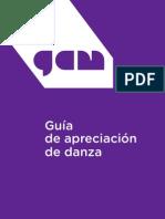 Guia de Apreciacion de Danza