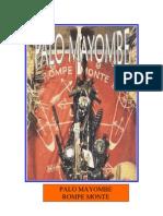 Demo Regla Conga o Palo Moyombe Rompe Monte