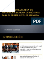 GUÍA DE PRÁCTICA CLÍNICA  DE HIPERTROFIA BENIGNA DE - copia.pptx