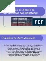 Workshop de Apresentação do Modelo de A.A. das BE