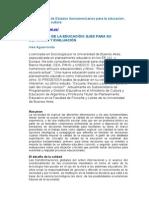 Aguerrondo - 1993 - La Calidad de La Educación Ejes Para Su Definición y Evaluación