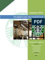 Starbucks Report