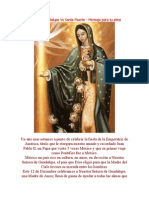 Virgen de Guadalupe vs Santa Muerte