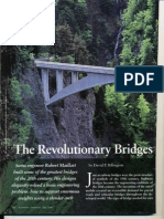 The Revolutionary Bridges of Robert Maillart