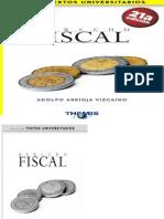 Derecho Fiscal - Adolfo Arrioja Vizcaino