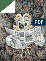 1 Mickey Mosaic