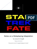 Star Trek Fate Rpg
