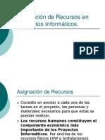 11 - Asignacion de recursos en los proyectos.ppt
