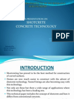 Shotcrete Concrete Technology. ppt