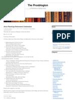 Alvin Plantinga Retirement Celebration - The Pros Blog Ion